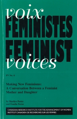 Making New Feminisms: A Conversation Between a Feminist Mother and Daughter