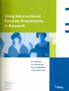 Using Intersectional Feminist Frameworks in Research