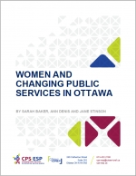 Our Changing Public Services Project has released a report!!