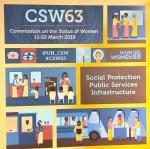 Le rapport spécial sur les N. U. de CRIAW-ICREF est ici!