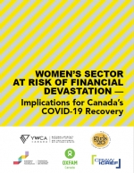 Over half of Canadian women's sector organizations forced to reduce or cancel vital services
